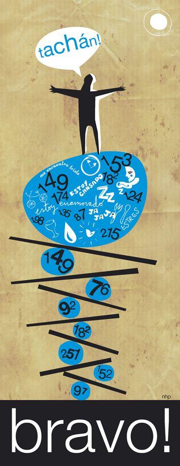 La diabetes significa equilibrio; cuadrar muchos factores que no siempre es posible equilibrar