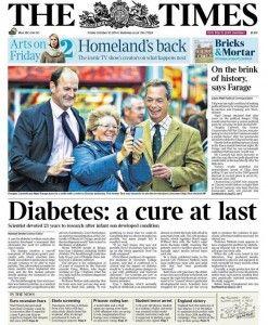 ¿Una cura para la diabetes?