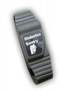 Diabetes Sentry, una pulsera para detectar las hipoglucemias nocturnas.