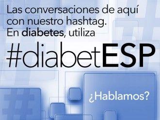 #diabetESP, el nuevo hashtag para hablar sobre diabetes en España