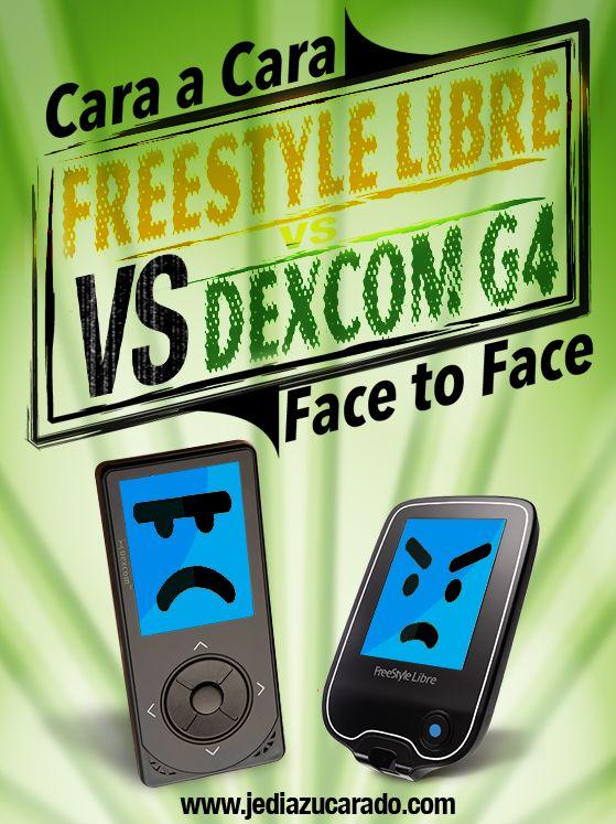 Comparativa entre Dexcom G4 y FreeStyle Libre