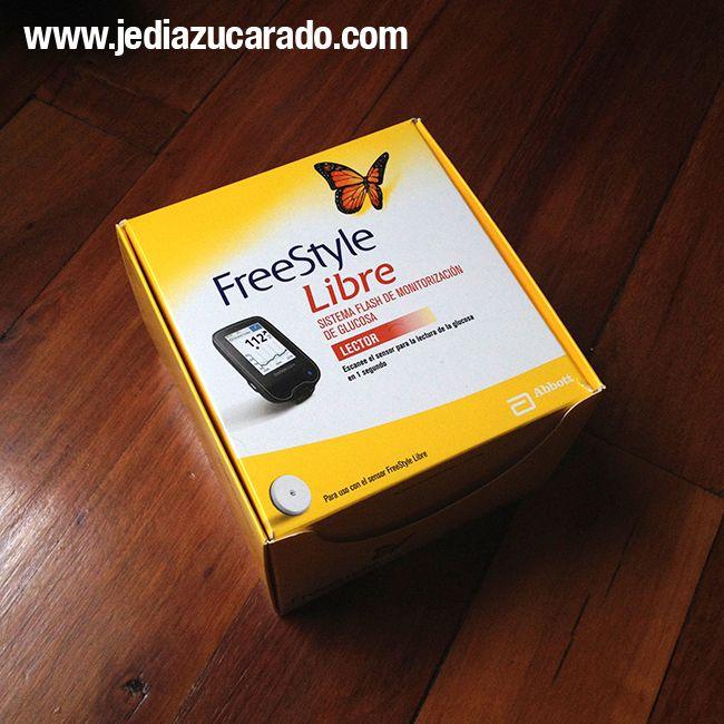 Embalaje FreeStyle Libre