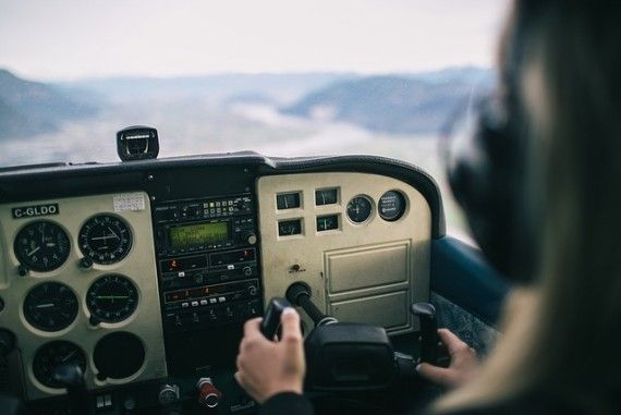 Controlar la glucosa es como pilotar una aeronave