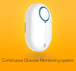 Medidor continuo de glucosa iWell