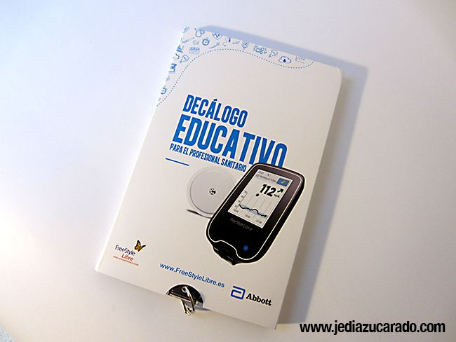 Decálogo Educativo del FreeStyle Libre