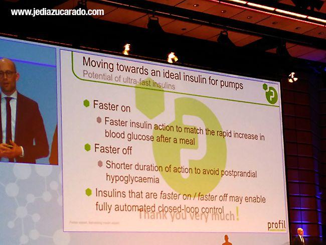 FIASP y bombas de insulina; la opción más lógica