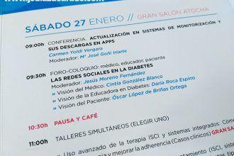 V Jornadas científicas del grupo de trabajo de tecnologías de la SED