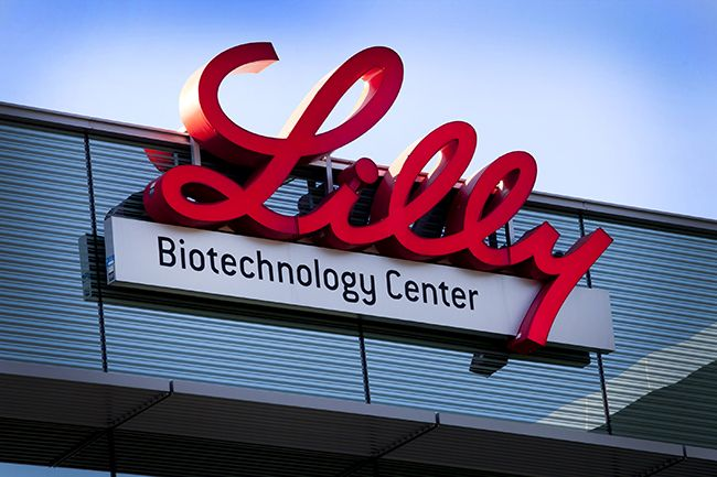 Sede del Centro de Biotecnología de Eli Lilly