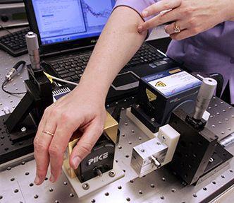 medicion de glucosa por laser
