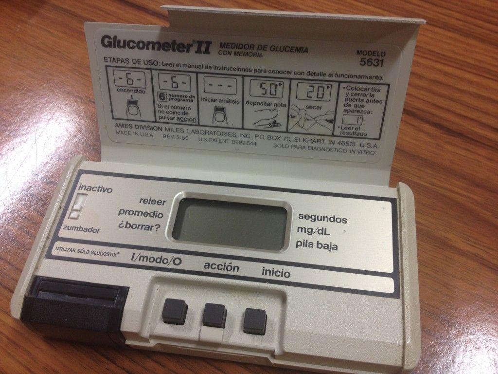 Glucometer II