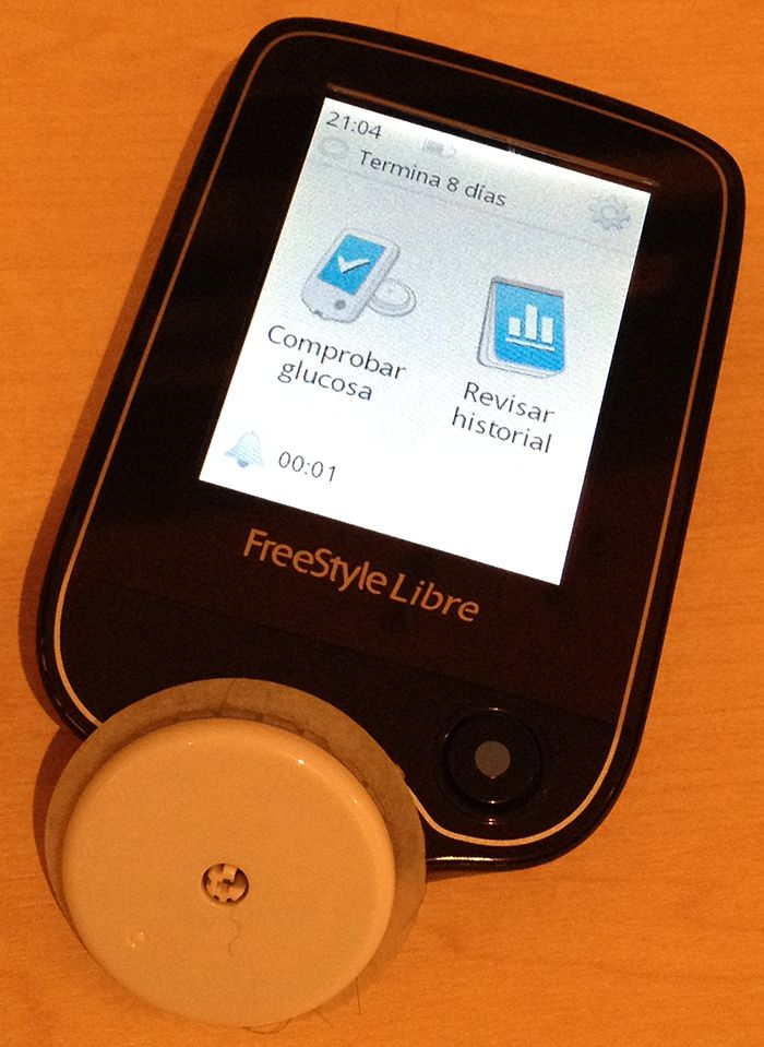 review freestyle libre 1