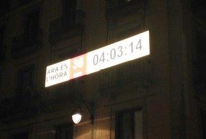 La cuenta atrás de Artur Mas