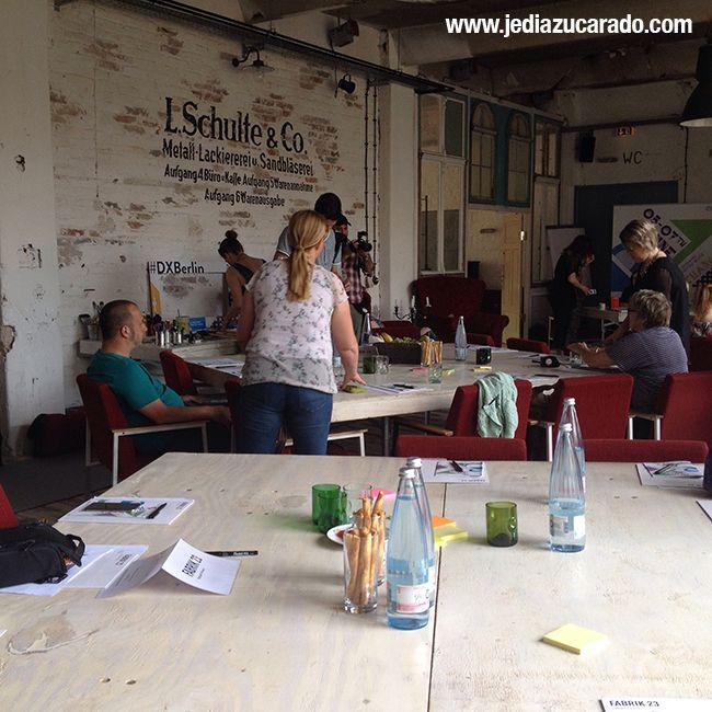 Foto de las instalaciones de Fabrik23