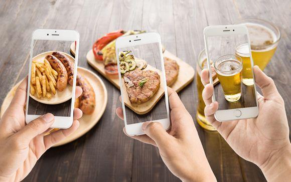 Im2Calories, una app para contar calorías con sólo tomar una foto