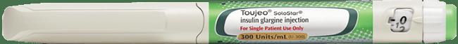 La nueva insulina Toujeo