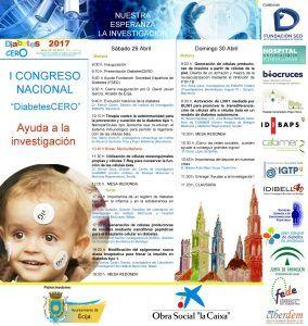 programa congreso DiabetesCERO