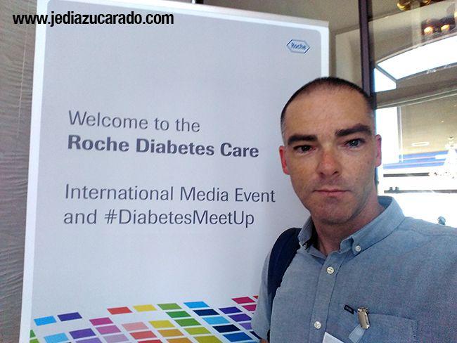 #DiabetesMeetUp en EASD 2017