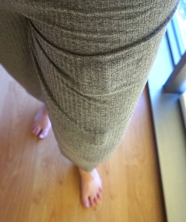 Omnipod bajo la ropa