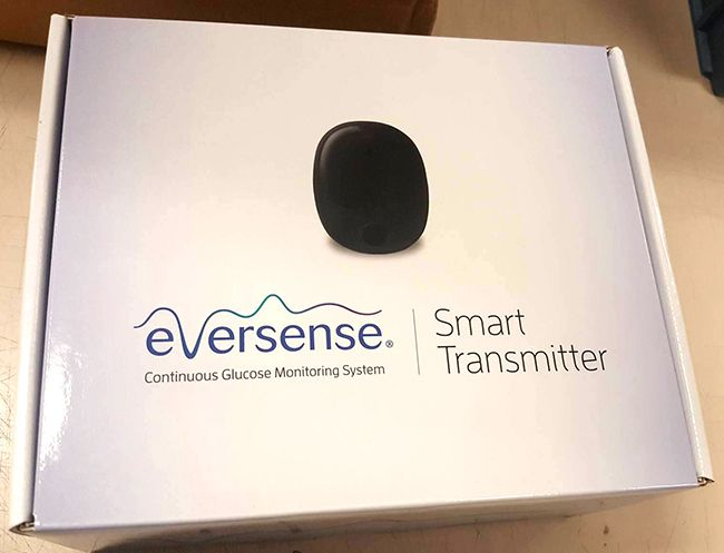 Sistema de medición continua de glucosa Eversense