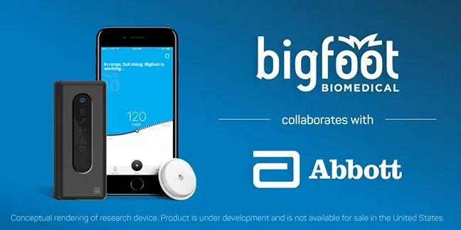 Bigfoot y Abbott unen sus fuerzas