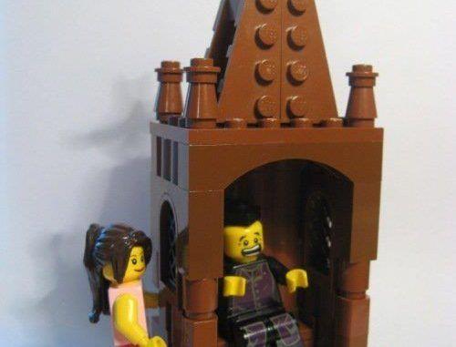confesionario Lego