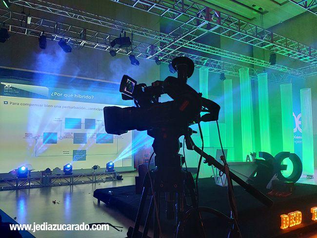 El DED es una gran producción audiovisual del máximo nivel
