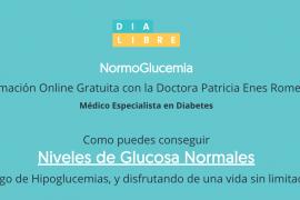 curso normoglucemia Clínica Dialibre