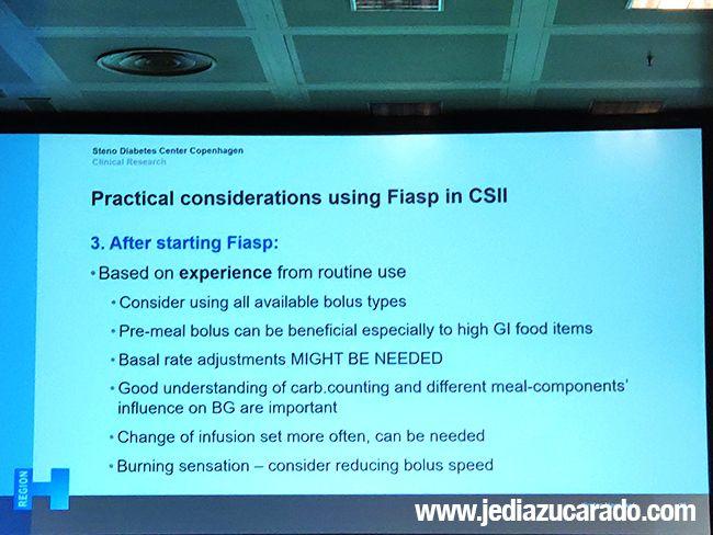 FIASP en ISCI 2