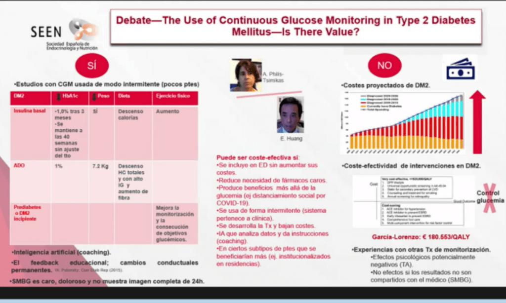MCG en diabetes tipo 2