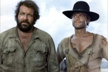 Bud Spencer y Terence Hill